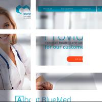 Адаптивный сайт для медицинской компании