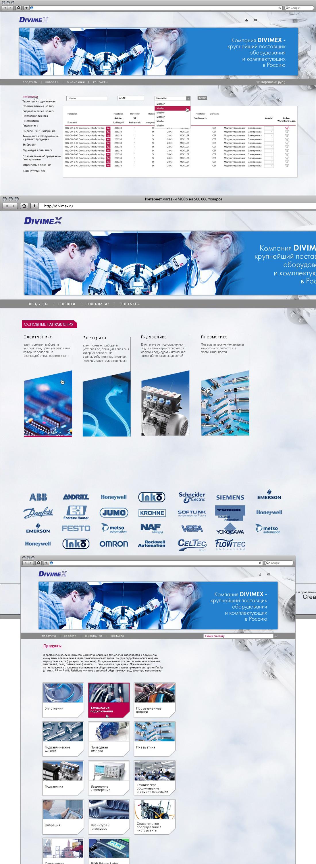 MODx EVO магазин на 500 000 товаров
