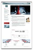 "Сайт визитка ""BusinessSolutions"" ( MODx EVO)"
