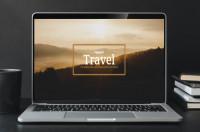 Travel - landing-page