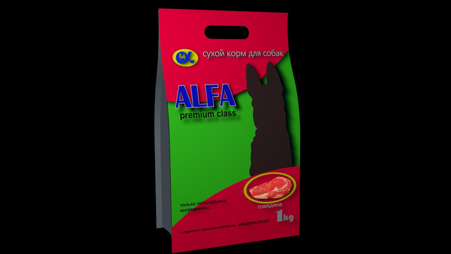 Создание дизайна упаковки для кормов для животных. фото f_9655adbaa7f4c4b5.jpg