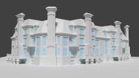 Модель дома 1