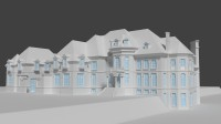 Модель дома 2