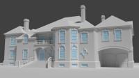 Модель дома 9