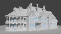 Модель дома 7