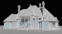 Модель дома 10