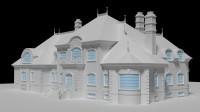 Модель дома 6