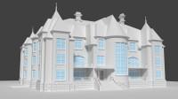 Модель дома 3