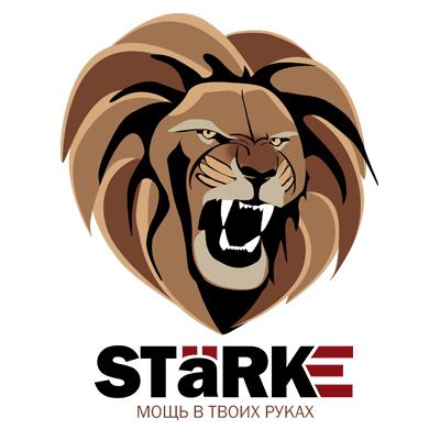Логотип для шуруповертов бренда Starke