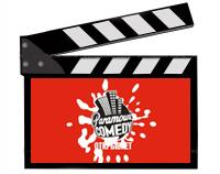 Промо-ролик для телеканала Paramount Comedy (Новогодний)