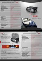 буклет для компании www.prolamp.kz