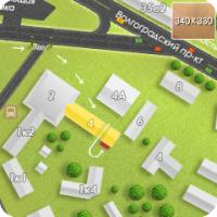 Схема проезда к центру Мора-Терапии