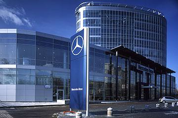 Mercedes-Benz-Деловые переговоры, De-Ru