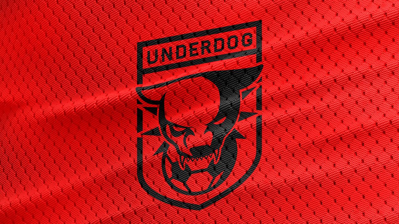 Футбольный клуб UNDERDOG - разработать фирстиль и бренд-бук фото f_1195caf516876767.jpg