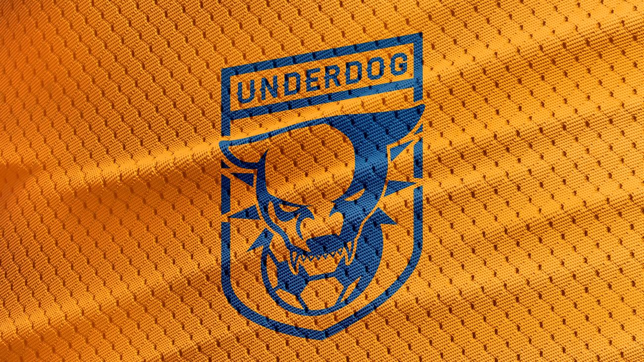 Футбольный клуб UNDERDOG - разработать фирстиль и бренд-бук фото f_7275caf5144923b4.jpg