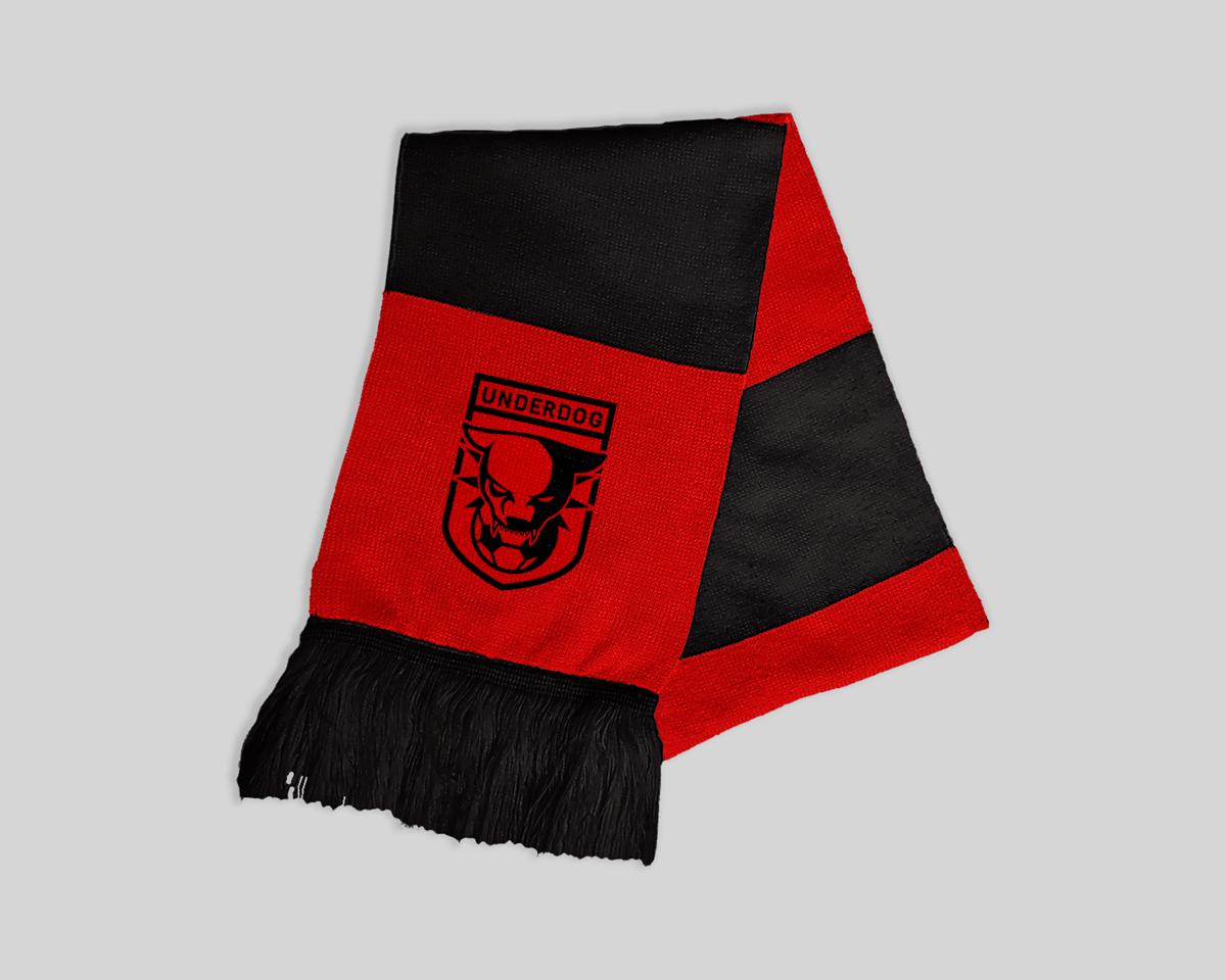 Футбольный клуб UNDERDOG - разработать фирстиль и бренд-бук фото f_7585caf515f491c3.jpg