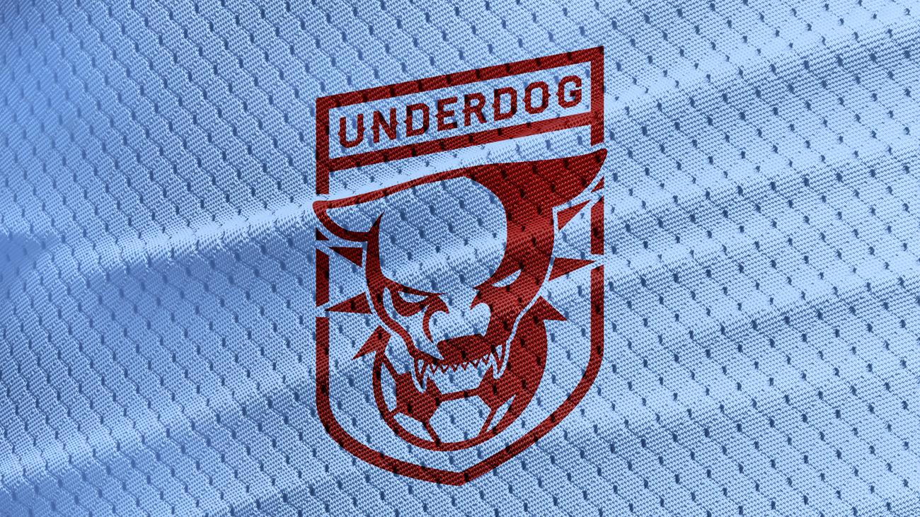 Футбольный клуб UNDERDOG - разработать фирстиль и бренд-бук фото f_9975caf510b4cf83.jpg
