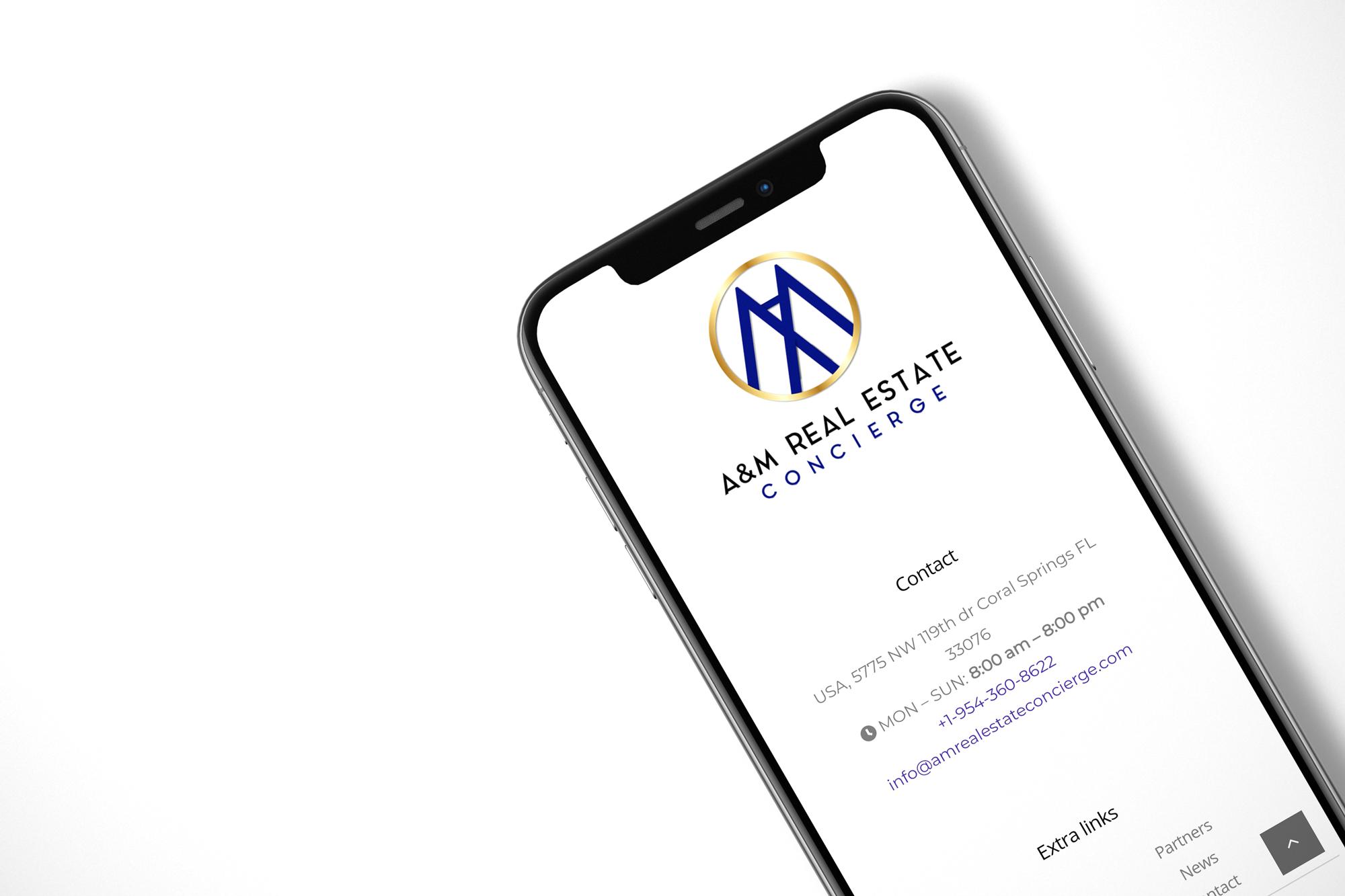 Amrealestateconcierge.com (Корпоративный мультисайт на Wordpress)