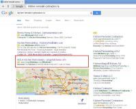 Bath&Kitchen Remodel LA in Google Adwords