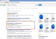 Газовые котлы Google Adwords