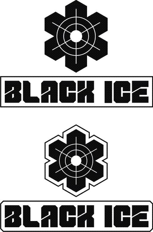 "Логотип + Фирменный стиль для компании ""BLACK ICE"" фото f_038571a0c2446954.jpg"