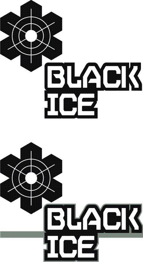 "Логотип + Фирменный стиль для компании ""BLACK ICE"" фото f_1355717d303adad9.jpg"