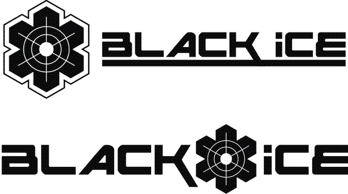 """Логотип + Фирменный стиль для компании """"BLACK ICE"""" фото f_4695719e745b95ac.jpg"""