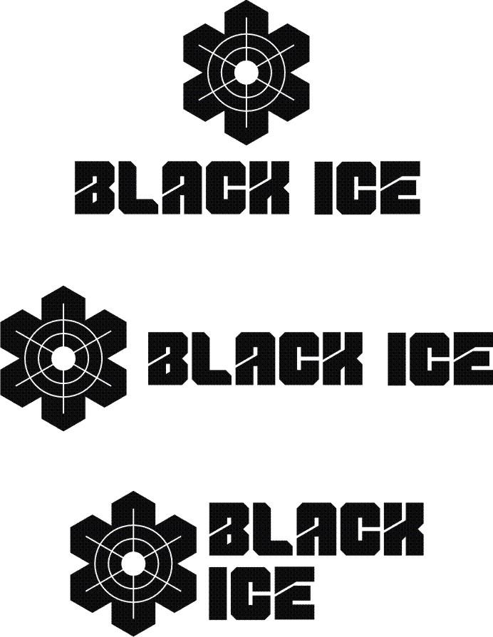 """Логотип + Фирменный стиль для компании """"BLACK ICE"""" фото f_6515719ffc126ff4.jpg"""