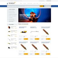 Интернет-магазин сварочного оборудования на OpenCart