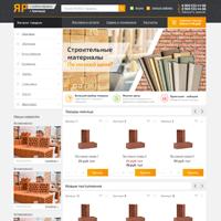 Интернет-магазин стройматериалов на OpenCart