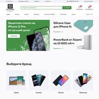 Интернет-магазин аксессуаров для смартфонов
