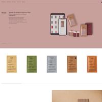 "Интернет-магазин шоколада ""Mojo"" на OpenCart"