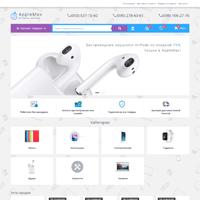 Интернет-магазин техники и аксессуаров Apple на openCart