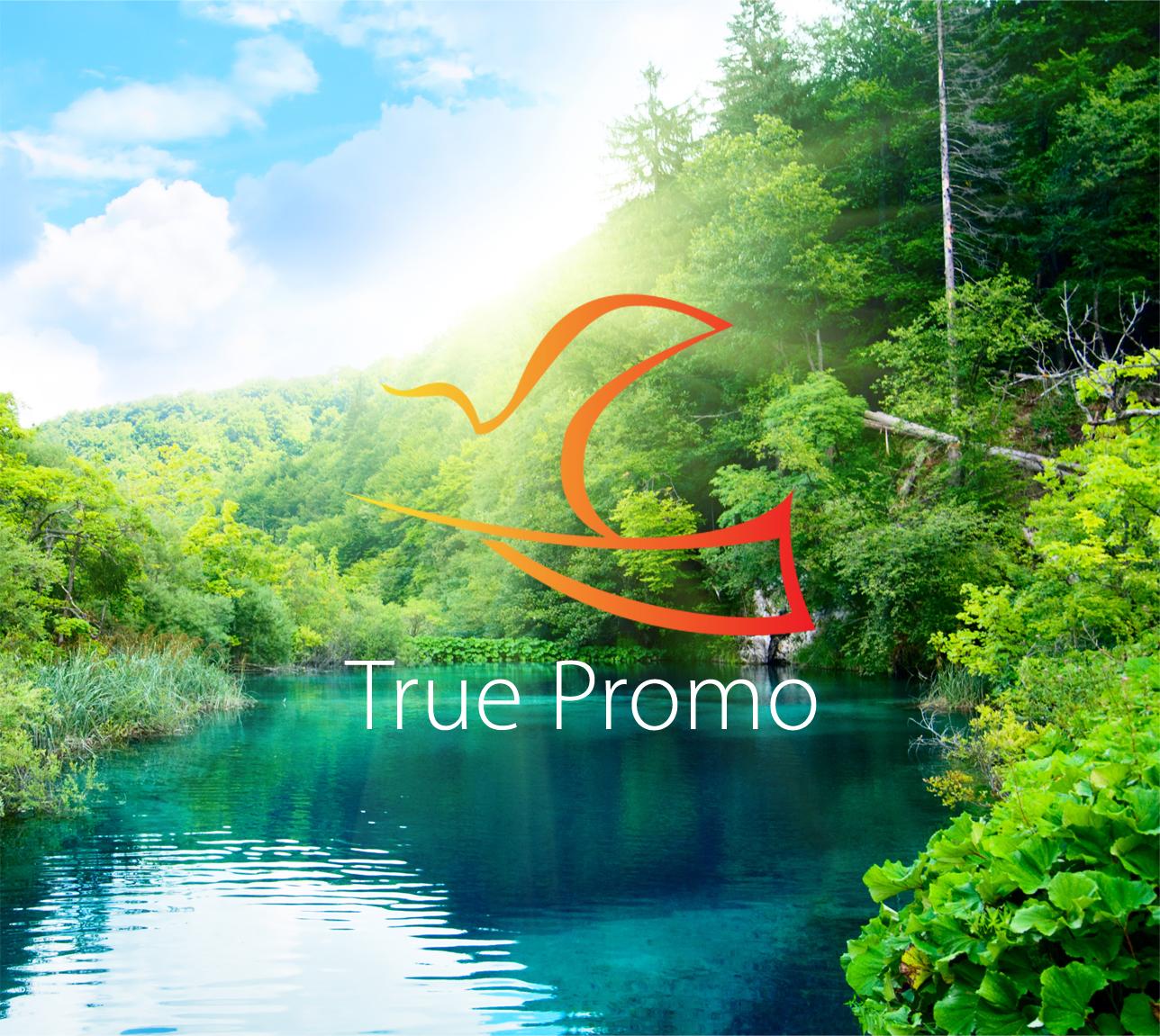 Логотип для TRUEPROMO
