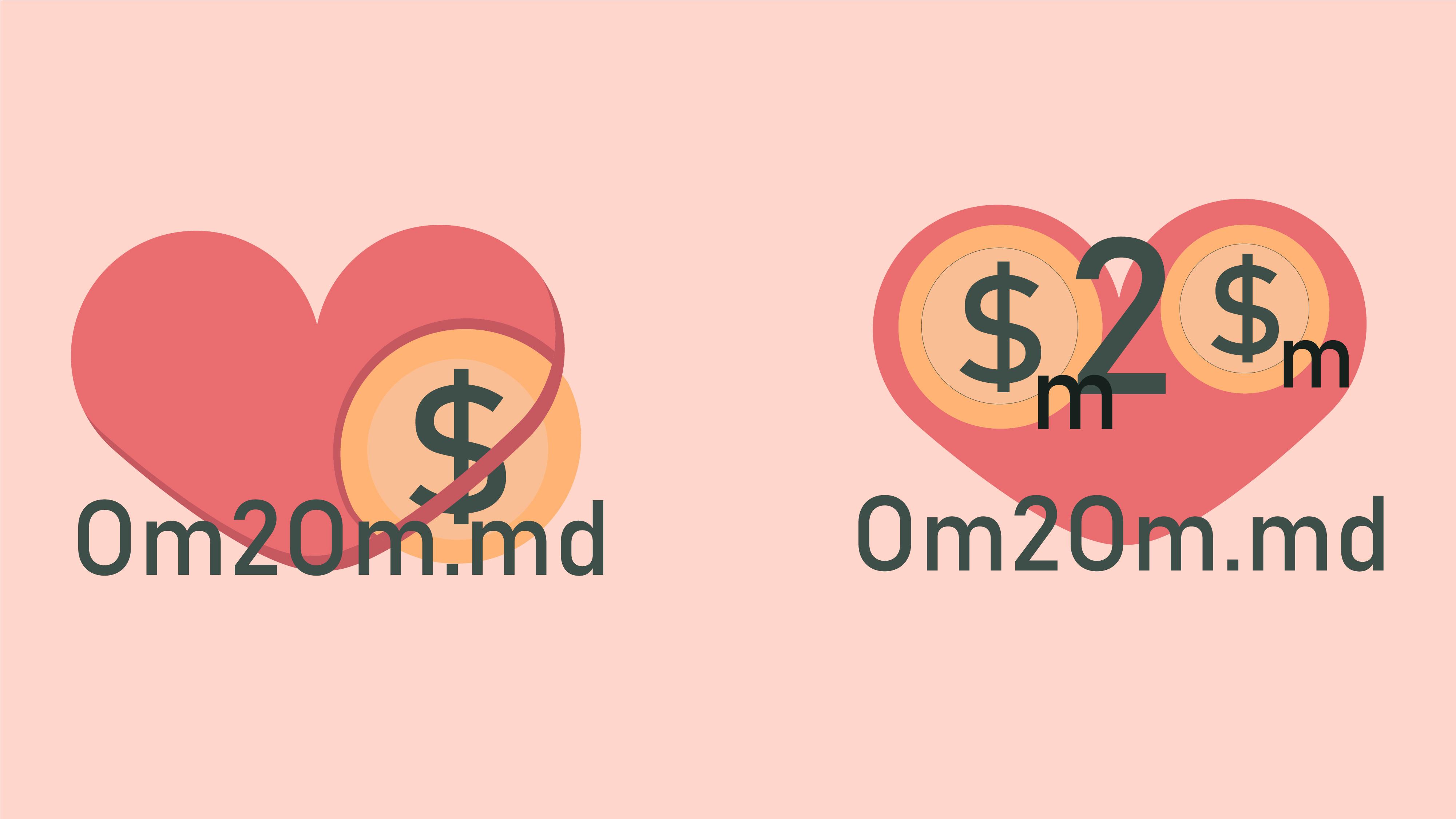 Разработка логотипа для краудфандинговой платформы om2om.md фото f_7575f58723c942e6.jpg