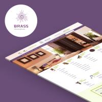 Интернет-магазин мебельной фурнитуры «Brass»