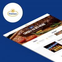 Пивной ресторан «Brauhaus»  (Сайт)