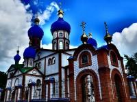 Казанский храм (сдан в эксплуатацию)