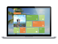 Дизайн сайта туристического оператора Coral Travel