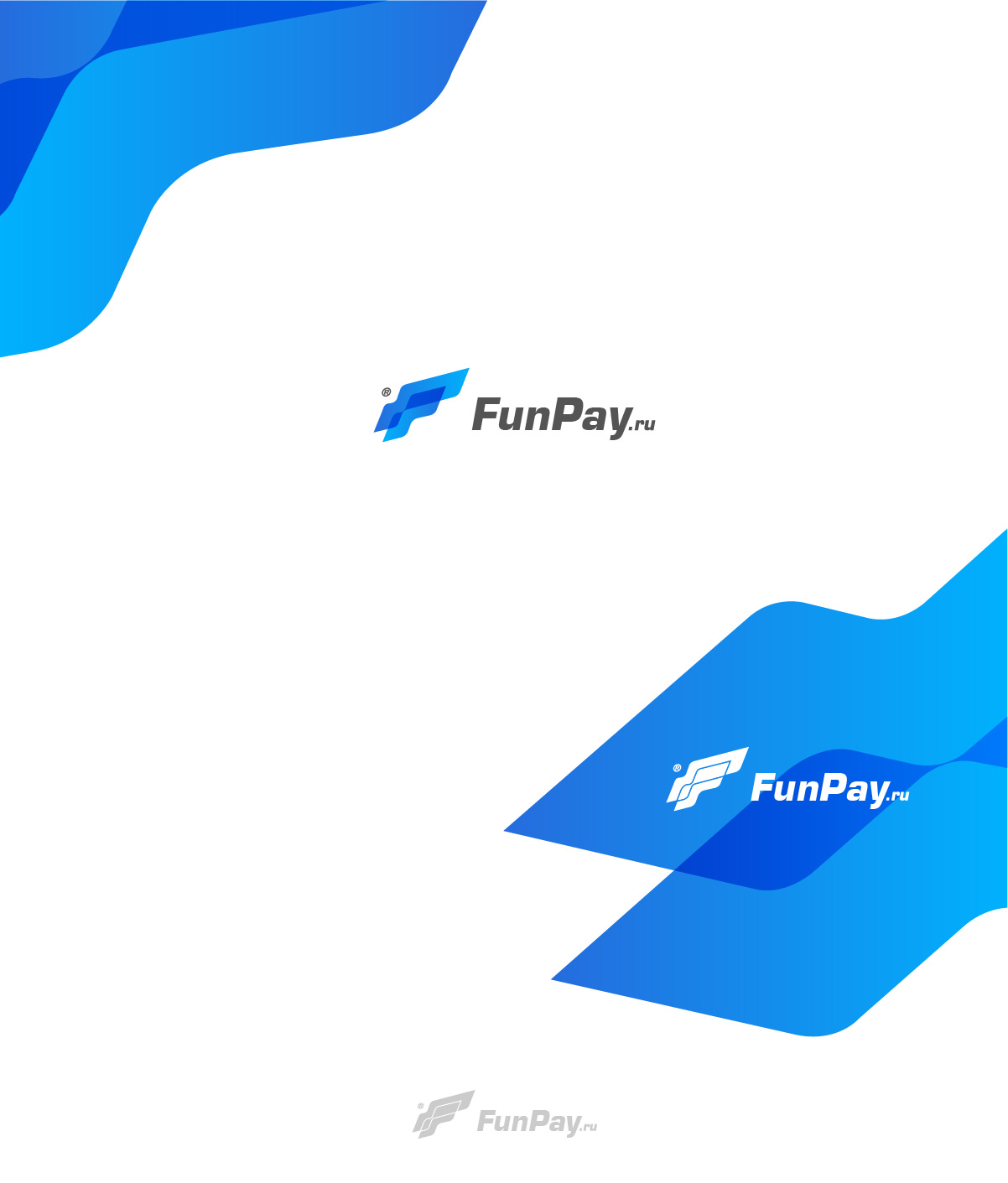 Логотип для FunPay.ru фото f_019599f437518386.jpg