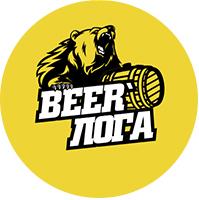 Логотип и фирменный стиль бара Berrлога