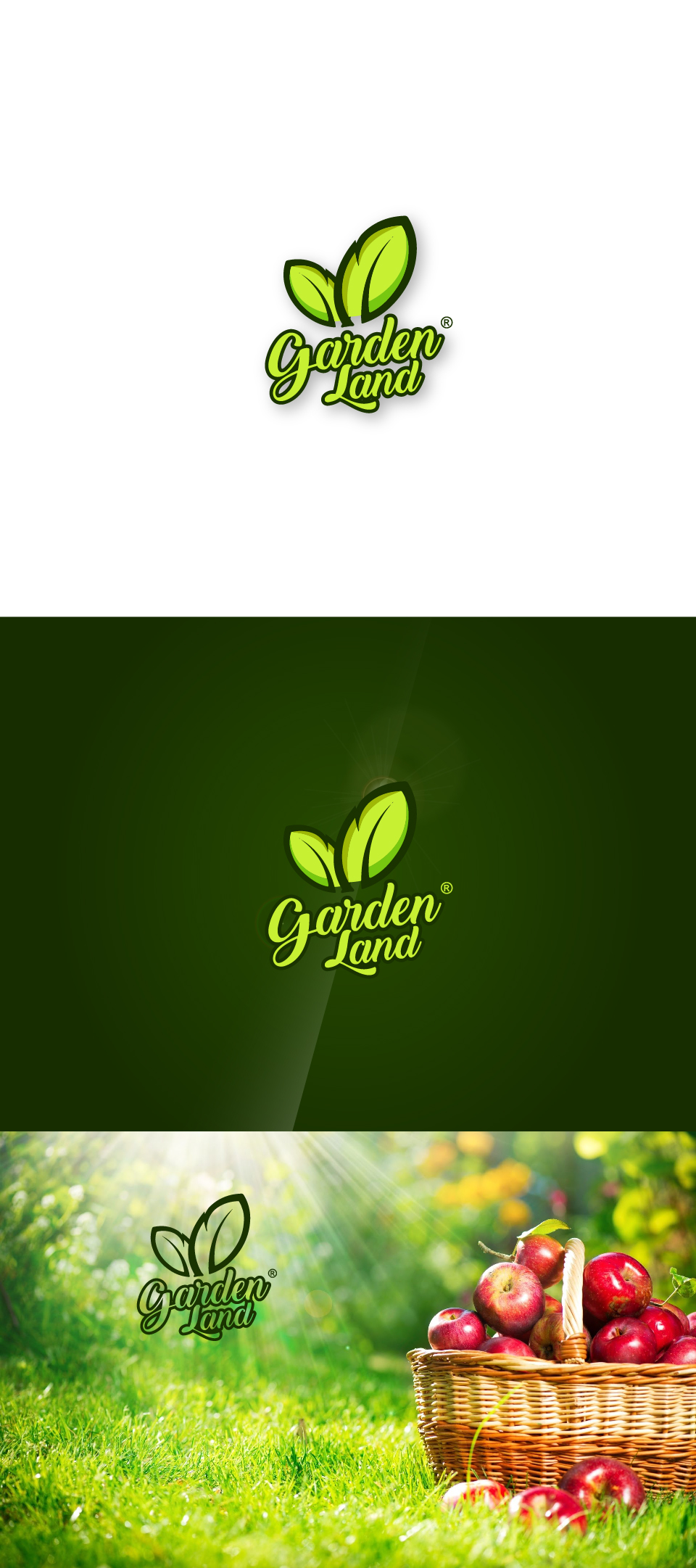 Создание логотипа компании Garden.Land фото f_14559843ee0cd08b.jpg