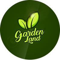 """Логотип """"Garden Land"""" (Победа в конкурсе)"""