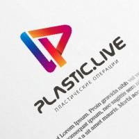 Логотип для блога пластической хирургии (победа в конкурсе)