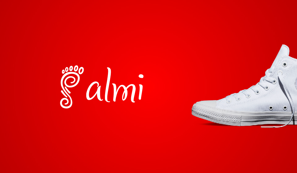 Дизайн логотипа обувной марки Алми фото f_82259ee71d97bcf4.jpg