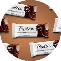 Упаковка для протеиновых батончиков