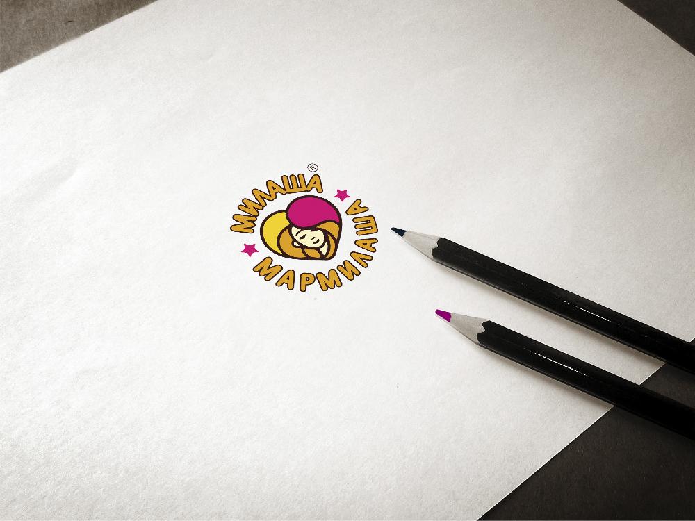 """Логотип для товарного знака """"Милаша-Мармилаша"""" фото f_9205883bff6c5498.jpg"""