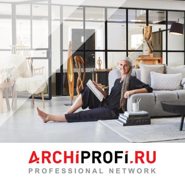 """Профессиональная сеть архитекторов и дизайнеров интерьера """"Archiprofi"""""""