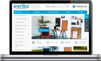 """Интернет-магазин досок для рисования """"evrika-online"""""""