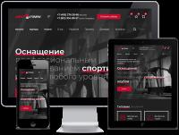 """Интернет-витрина профессионального оборудования """"Neotren"""""""